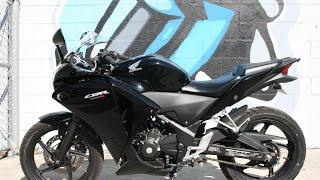 5. 2013 Honda CBR250R ... Sounds great with Jardine Exhaust!