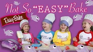 Val Val Trout invites C.C Raccoon, Natty Boa & Lil Lil Bird over to try out the Easy Bake Oven. Val Val Trout and her friends soon find out making treats wit...