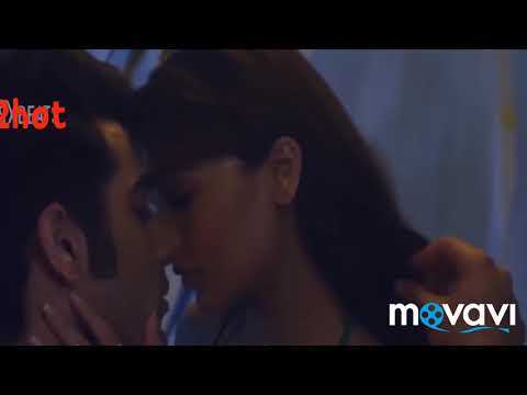Sara Khan Super Hot Kisses [HD]