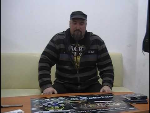 Interview with Peavy Wagner (Rage) (видео)