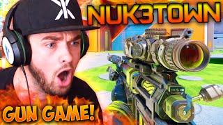 NUKETOWN RIOTS! - Black Ops 3 GUN GAME! #9 - LIVE w/ Ali-A by Ali-A