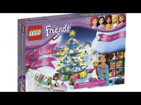 Video Cool product video released on YouTube for the Friends Advent Calendar 3316