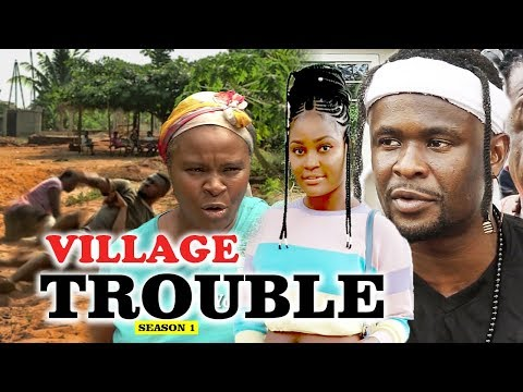 VILLAGE TROUBLE 1 || LATEST NIGERIAN NOLLYWOOD MOVIES || TRENDING NOLLYWOOD MOVIES