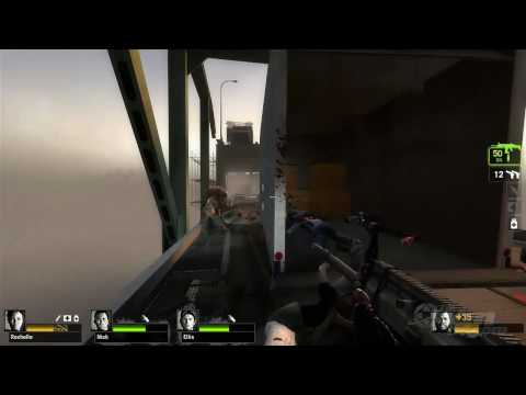 Left 4 Dead 2 - The Bridge Gameplay (NEW)