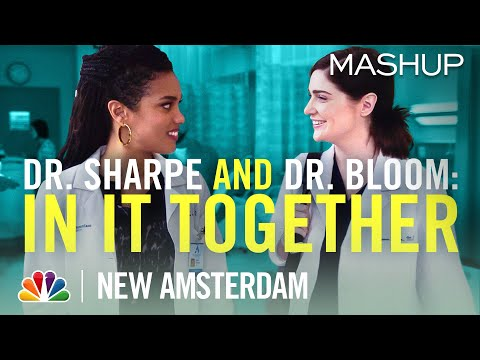 Sharpe and Bloom: A Friendship Story - New Amsterdam