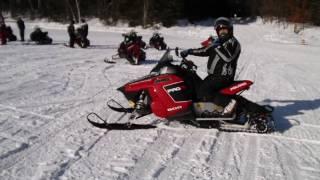 6. 2011 Polaris Pro-R 800 Rush wheelie Pro R