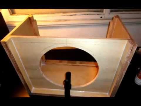 "Hand Made 1X12"" Cabinet with vintage 1951 Jensen Speaker - Mini ..."