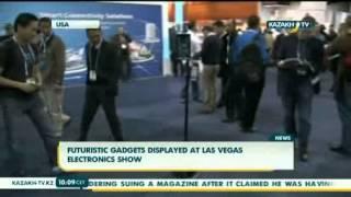 Гаджеты будущего в Лас-Вегасе