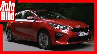 Kia Ceed (2018) Fahrbericht/Test/Review by Auto Bild