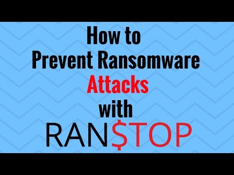 How to Prevent Ransomware Attacks with Ranstop