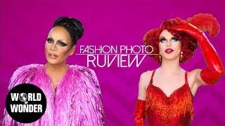 FASHION PHOTO RUVIEW: Drag Race Season 11 Episode 3 with Raja and Aquaria!