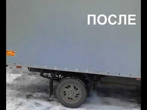Спектр моторс Тент на газель с воротами ПЕНЗАТЕНТ
