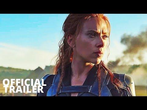 BLACK WIDOW Official Trailer 2 (2020) Scarlett Johansson, David Harbour Superhero Movie HD