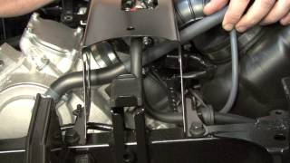 Power Commander 5 Install: 2014 Yamaha Viking 700