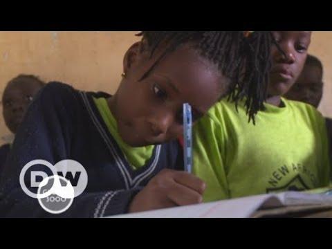 Ugandas Schulen werden grün | DW Deutsch