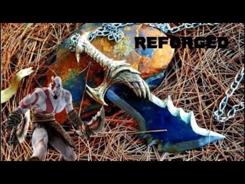 Rèn Cây Kiếm của Kratos