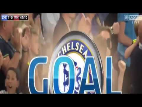 Chelsea vs West Ham United 2 1 All Goals   Highlights Match Premier League 2016