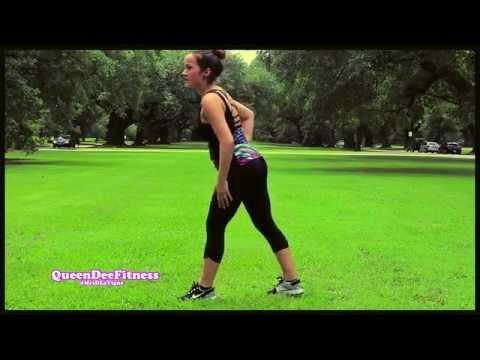 5 Great Butt & Leg Exercises ► QueenDeeFitness