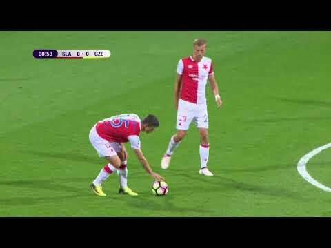 ZÁZNAM | Guangzhou - SK Slavia Praha 1:5