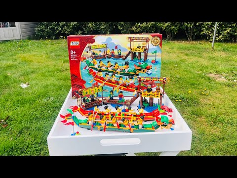 Lego 80103 - Dragon Boat Race