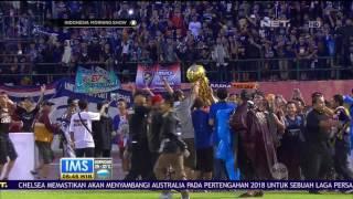 Video Arema FC Juara Bhayangkara Trofeo 2017 MP3, 3GP, MP4, WEBM, AVI, FLV November 2018