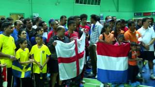 3rd Annual WTBF Tournament in England 2015