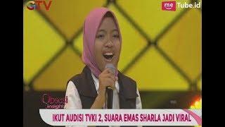 Video Wow!! Suara Emas Sharla Menjadi Viral Dalam Ajang TVKI 2 - Obsesi 04/11 MP3, 3GP, MP4, WEBM, AVI, FLV Maret 2019