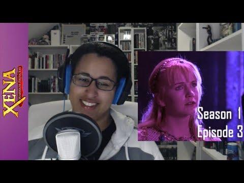 "Xena: Warrior Princess 1x3 ""Dreamworker "" REACTION (re-upload)"