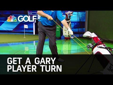 Turn Like Gary Player – School of Golf   Golf Channel
