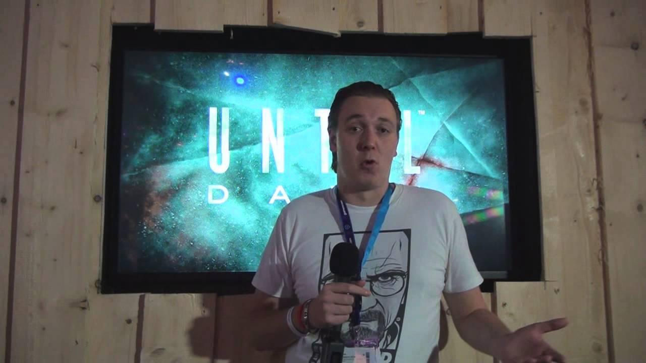 Video-preview: Until Dawn