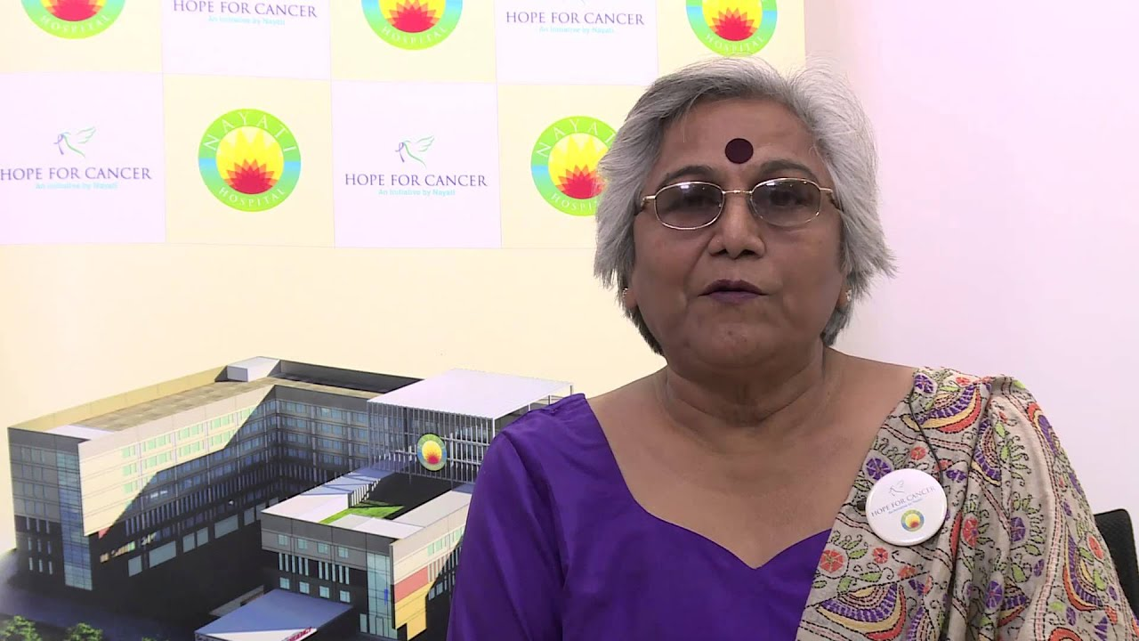 Mrs Surendar Mahendru – #HopeForCancer