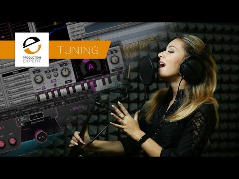 Tuning Vocals In Modern Music Production - Episode 2 Waves Tune Real-Time