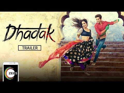 Dhadak Full Movie | Janhvi Kapoor, Ishaan Khatter | Streaming Now On ZEE5