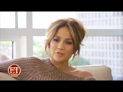 Jennifer Lopez Extended ET Interview 7.17.12