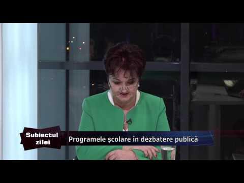 Emisiunea Subiectul zilei – 13 februarie 2017
