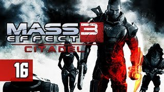 Mass Effect 3 Walkthrough - Citadel DLC Part 16 Party Time! Gameplay Commentary