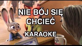 Download Lagu Paulina Przybysz - Nie bój się chcieć (Zwierzogród) [karaoke/instrumental] - Polinstrumentalista Mp3