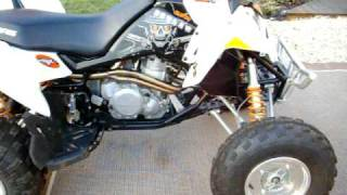 6. 2007 Polaris KTM Outlaw 525