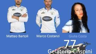 #vaporetti2017 Equipaggio N°77 Gelateria Crispini