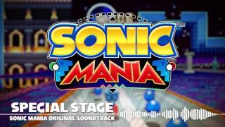 Sonic Mania OST -