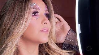 Ecológico, bioglitter é tendência para maquiagem de carnaval
