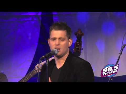 "Michael Bublé - ""Haven't Met You Yet"" (Live)"