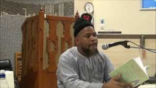The Foundations of the Sunnah   Lesson 4   Abu Usamah at Thahabi   HD