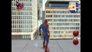 Gameplay The Amazing Spider-Man