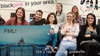 Video Non-Kpop Fans reacts to Blackpink (Playing With Fire) MP3, 3GP, MP4, WEBM, AVI, FLV Juli 2018