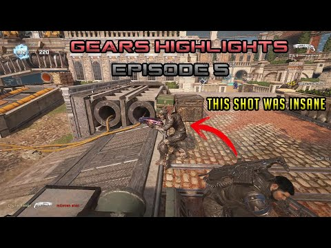 Hive Chase - GEARS HIGHLIGHTS EP. 5