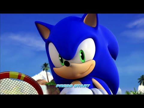 Sega Superstars Tennis (X360) TOURNAMENT / Defeating Dr. Eggman [PLAYTHROUGH]