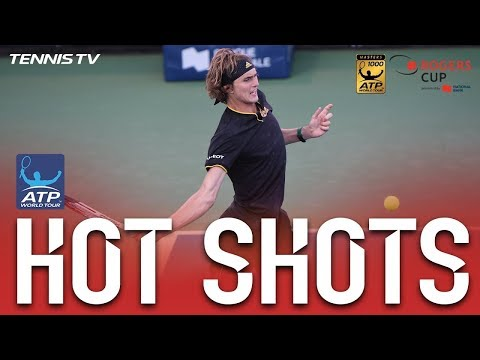 Hot Shot: Thiem Covers All Bases Cincinnati 2017