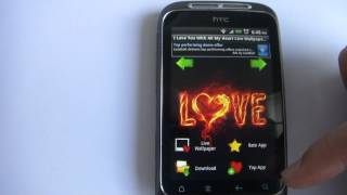 I Love You Live Wallpapers HD YouTube video