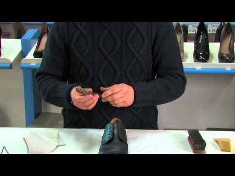 come pulire le scarpe di pelle